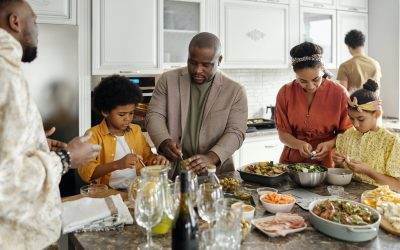 October is Fire Prevention Month – Let's focus on kitchen safety!