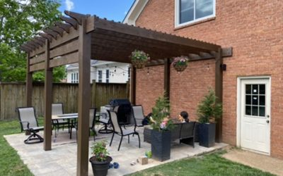 This Is The Life! Creating an outdoor space you'll love for years to come.