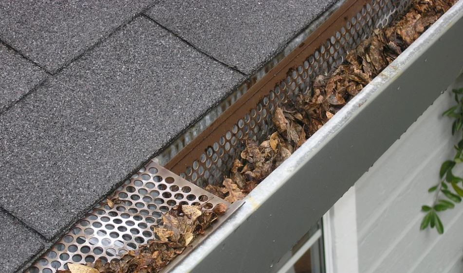 It's Time to Clean the Gutters!