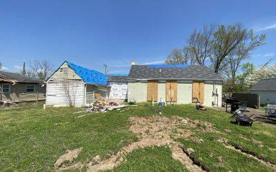 East Nashville Tornado Rebuild